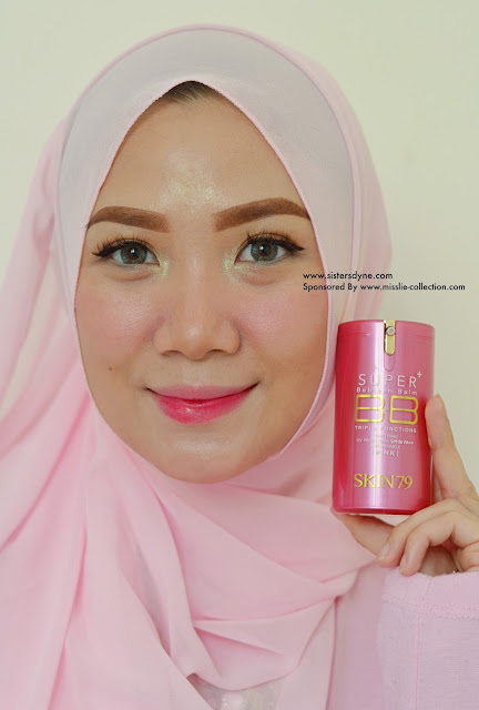Skin79 BB Cream Hot Pink