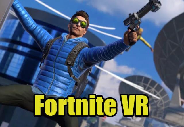 اشترى Facebook مؤخرًا إصدار الواقع الافتراضي من Fortnite