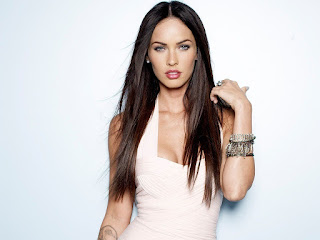 Megan Fox Erotic Wallpaper