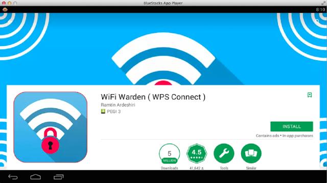 Aplikasi Bobol Wifi Indihome
