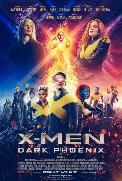 X-Men: Dark Phoenix 2019 Full Movie Download