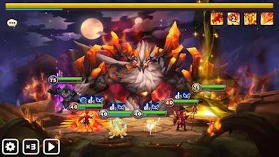 Summoners' War: Sky Arena Mod Apk 5.1.4 (Instant Win/Damage/HP)
