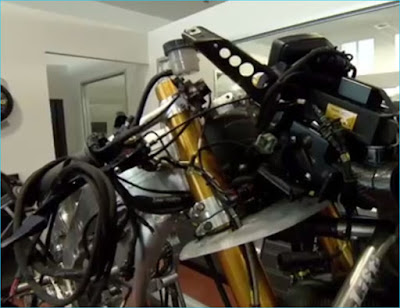Sistem elektronik di motogp lebih rumit