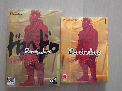 Dorohedoro Q Hayashida Viz Media Volume Photo Cover Planet Manga