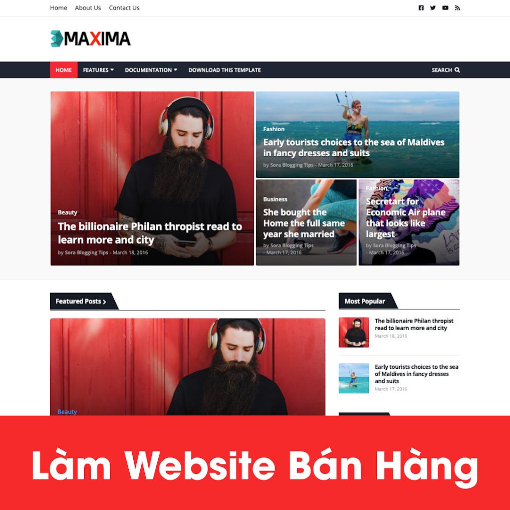 [A121] Thiết kế website thiết bị vệ sinh chuẩn SEO chuyên nghiệp nhất