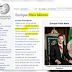 """En Wikipedia, apareció 'Enrique Peña Nieto' como """"político corrupto y abogado falso""""."""