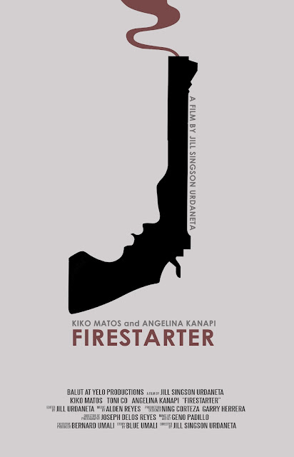 watch firestarter short film