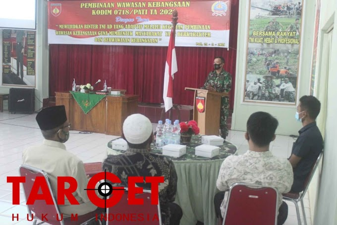 Kapten Inf Kusmiyanto : Negara Hadapi Ancaman Nyata Melalui Proxy War dan Cyber
