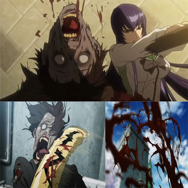 15 Rekomendasi anime horror (gore) terbaik dan tersadis