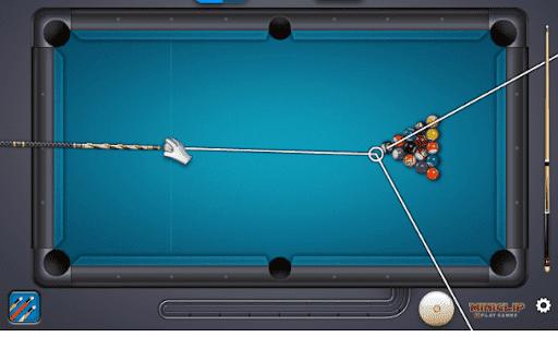 Long Lines 8 ball pool