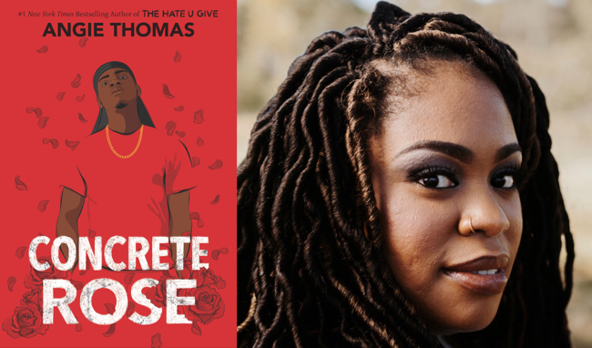 Concrete Rose by Angie Thomas | Superior Young Adult Fiction | Book Review