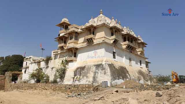 rana raj singh and roothi rani palace rajsamand
