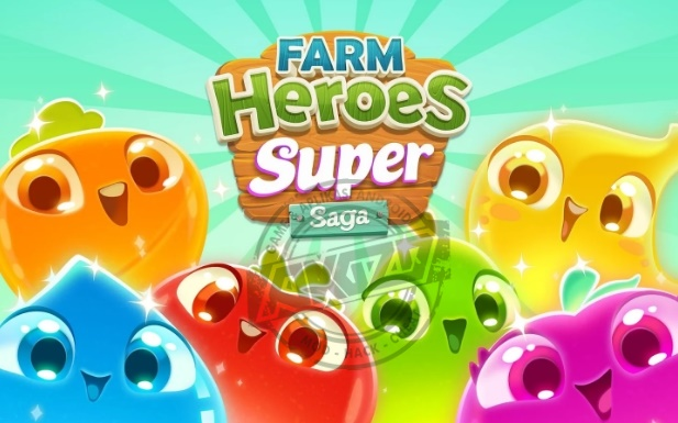 Download Farm Heroes Super Saga Mod Apk Terbaru