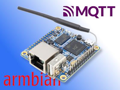 MQTT Broker on Orange Pi Zero (Armbian)