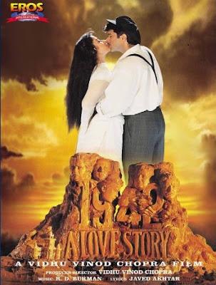 1942 A Love Story 1994 Hindi 720p WEB-DL 1.4GB