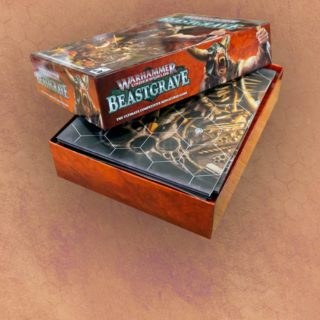 Official Unboxing for Beastgrave