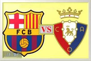 Осасуна – Барселона смотреть онлайн бесплатно 31 августа 2019 прямая трансляция в 18:00 МСК.