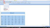 how to add index table in ms word