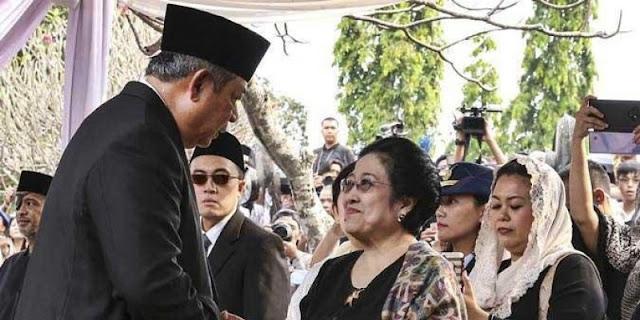 Hubungan SBY dan Mega Belum Cair, Apakah Demokrat Bisa Bergabung dengan Koalisi Jokowi?