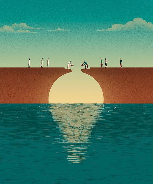 ilustrasi tentang kehidupan