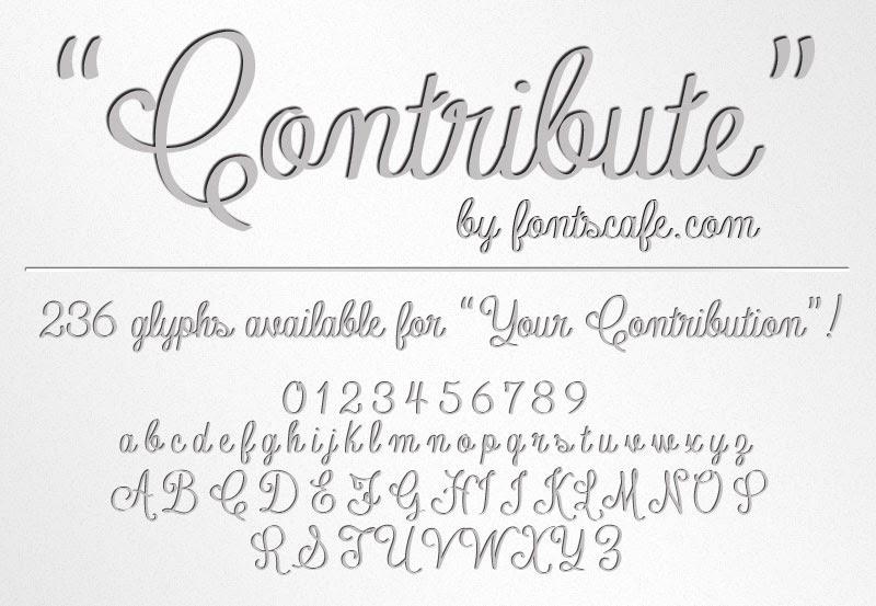 Cool Handwriting Fonts | Hand Writing