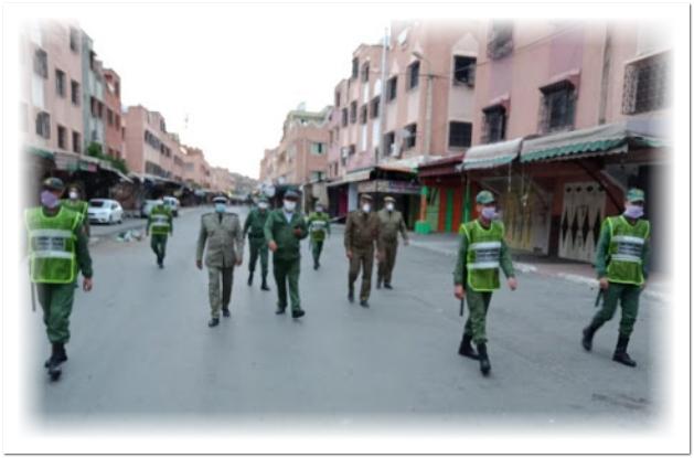 اجتماع طارئ بولاية أكادير لإتخاذ مجموعة من الاجراءات المشددة لمحاصرة كورونا بعد تسجيل رقم قياسي في عدد المصابين اليوم الجمعة
