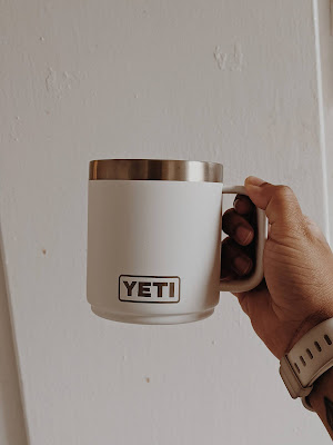 yeti mug traveler coffee lover stocking stuffer gift guide 2020