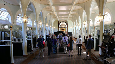 The State Stables at Royal Mews, Buckingham Palace
