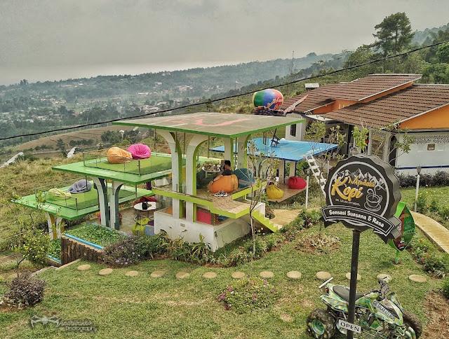 Harga Menu Mendaki Kopi Cafe Bogor