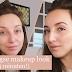Alledaagse Make-Up Look Met Nepwimpers
