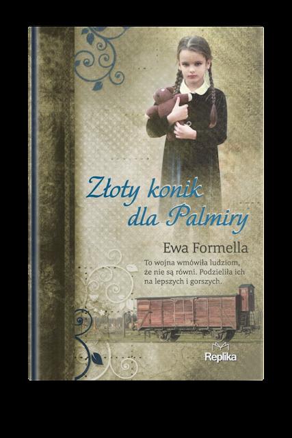 """Zapowiedź patronacka """"Złoty konik dla Palmiry"""" Ewa Formella"""