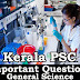 Kerala PSC - Important and Expected General Science Questions - 64
