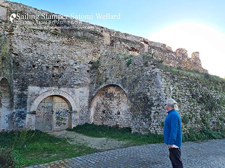 Pantokratoras Castle Preveza Greece
