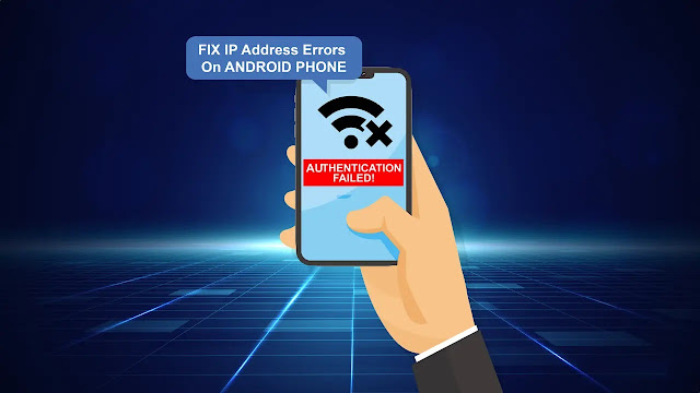 How to Fix Possible IP Address Errors
