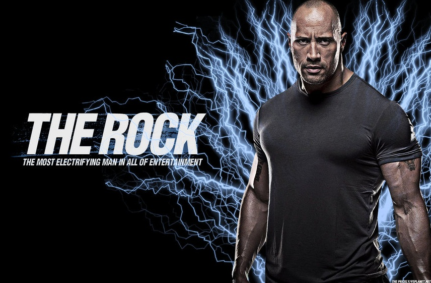 Wonderful Wallpapers: The Rock HD Wallpapers