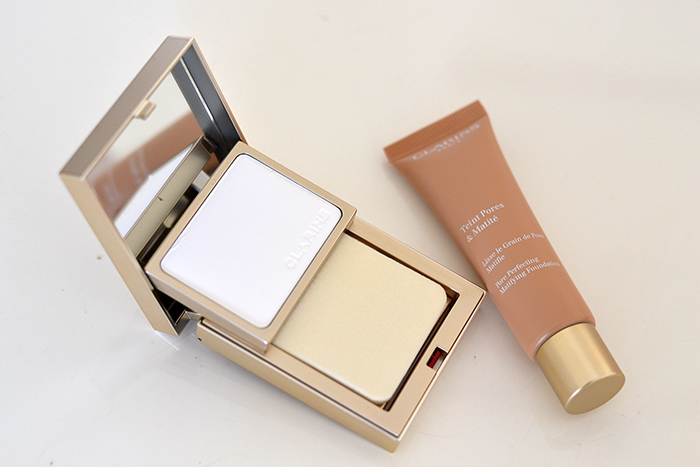 Clarins Pores and Matité