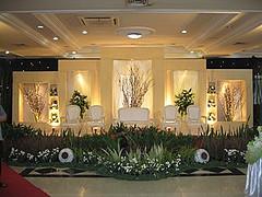 Topaz wedding decoration pelaminan murah jakarta paket hemat 1 pelaminan minimalis gallery nasional junglespirit Gallery