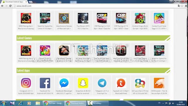تحميل برامج اندرويد  download android application