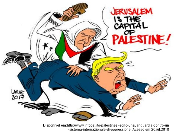 jerusalem is the capital of palestine