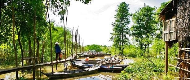 Bài thơ hay về các tỉnh Đồng Bằng Sông Cửu Long