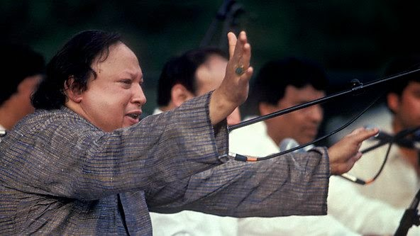 Aag Daman Mein lag Jaye Gi by Nusrat Fateh Ali Khan