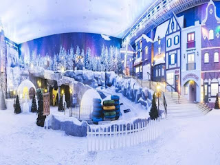 snow world delhi
