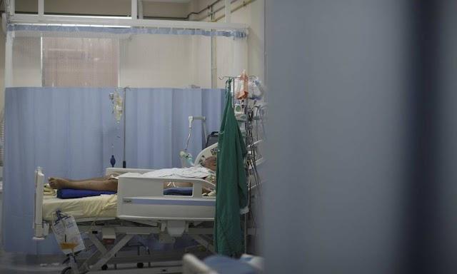 Rio tem recorde de mortes de Covid-19 confirmadas em 24 horas de toda a pandemia