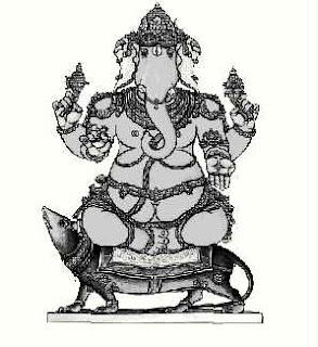 Ekakshara Ganapati
