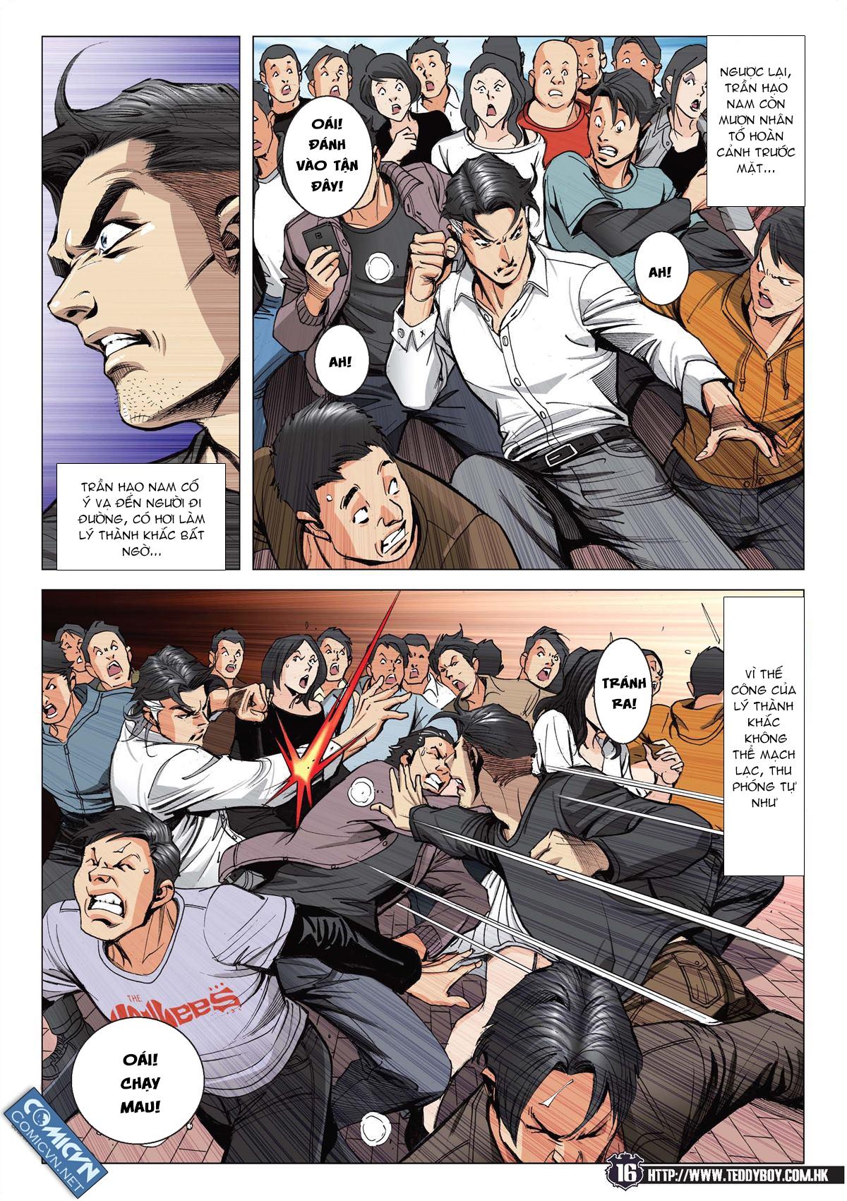 Người Trong Giang Hồ chapter 2093: nó là tay trong trang 15