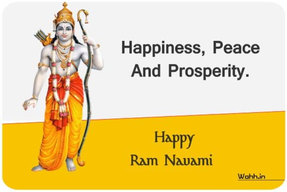 Ram Navami  SMS  Greetings