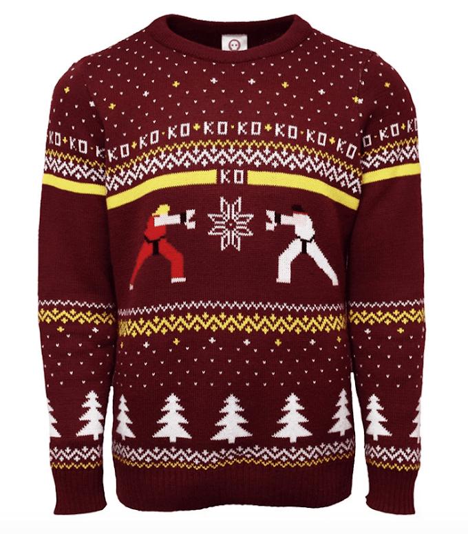"""Nueva hornada de esos """"horribles jerseys"""" navideños pero que tanto nos gustan"""