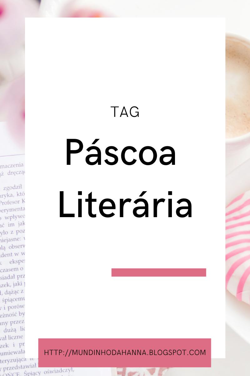 TAG   Páscoa Literária