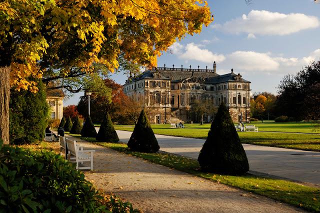 Parque GroẞEr Garten em Dresden