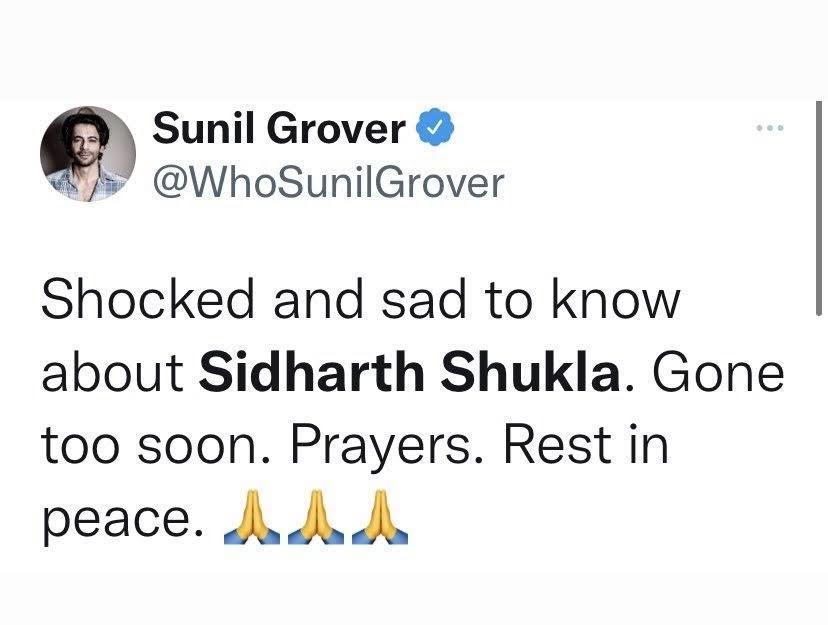 Sidharth Shukla |sidharth shukla news today |sidharth shukla death news | Bigg Boss 13 Winner